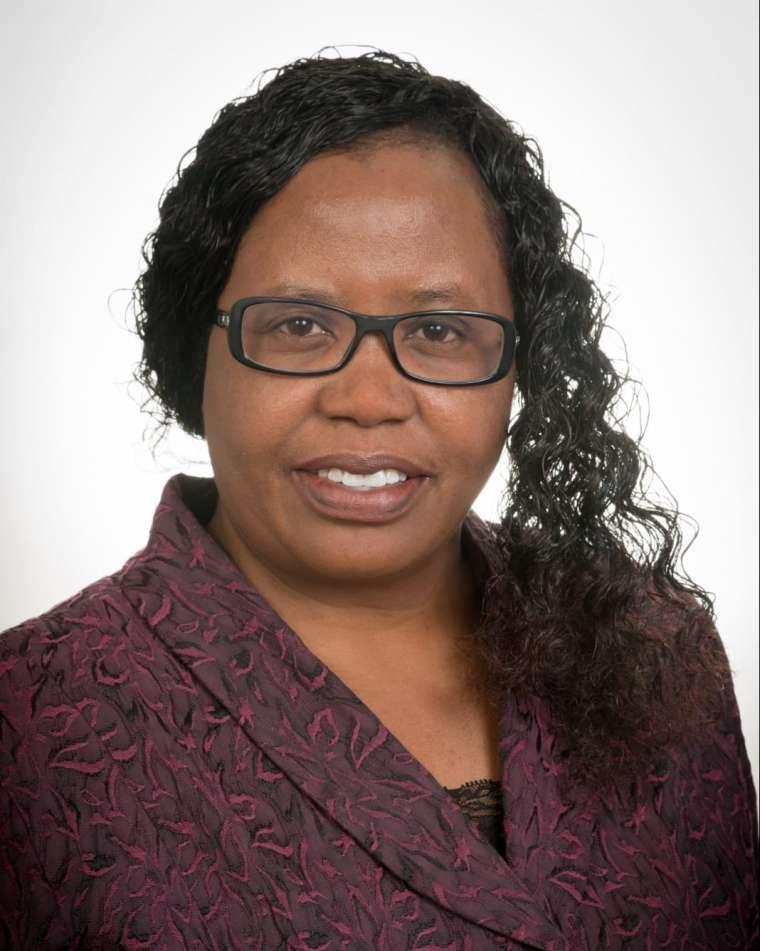 Rev. Dr. Jane Kagia