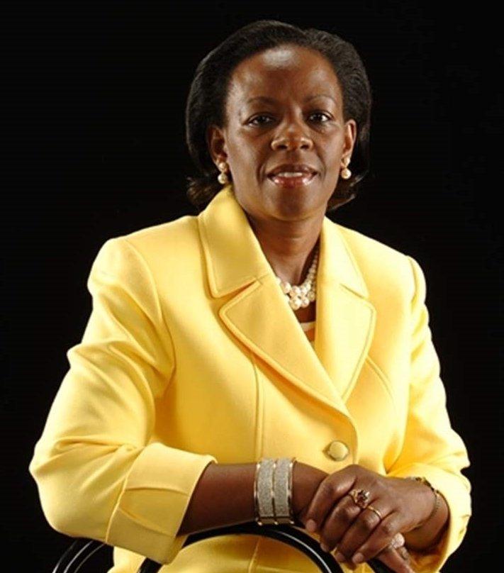 Rev. Rahab Gitonga